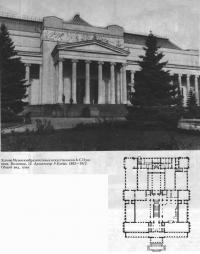 Здание Музея изобразительных искусств имени А.С.Пушкина, Волхонка, 12