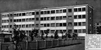 жилой дом с наружными стенами из асбестоцементных панелей по Волгоградской улице