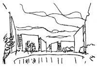 Жилой район Вишняки-Владычино. Рисунок