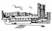 Жилой район Вшиняки-Владычино. Общественно-торговый центр