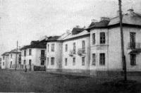 Жилые дома на Охотничьей улице