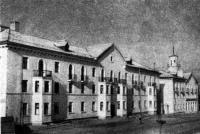 Жилые дома на Скидельской улице