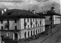 Жилые дома на улице Свердлова